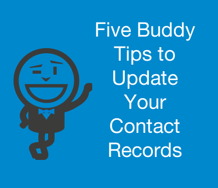 tips for updating your contact records