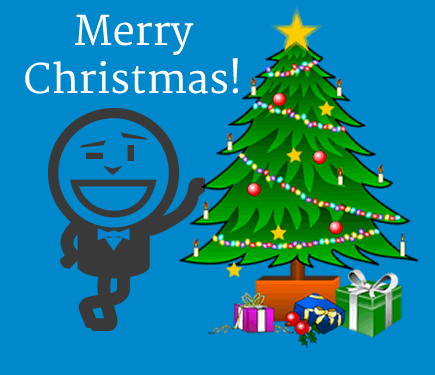 Merry Christmas from Buddy CRM