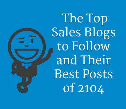 Top Sales Blogs in 2015
