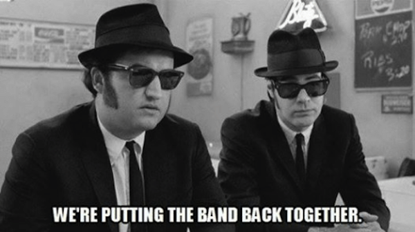 Putting the Band back together with a CRM