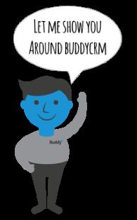BuddyCRM character