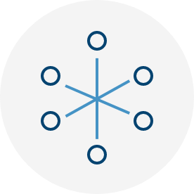 Sales Managers network icon